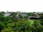 Nijo-jo Castle - From Honmaru Palace Wall