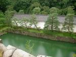 Nijo-jo Castle - From Honmaru Palace Wall