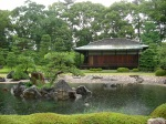 Nijo-jo Castle - Gardens & Tea House