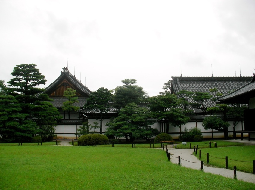 Nijo-jo Castle - Honmaru Palace
