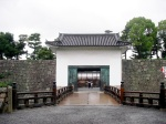 Nijo-jo Castle - Honmaru Palace Entry