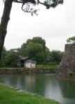 Nijo-jo Castle - Honmaru Palace Walls & Moat
