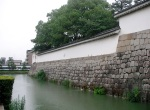 Nijo-jo Castle Walls & Moat