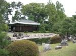 Nijo-jo teahouse