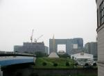 Odaiba - Broadcast Center Building