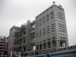 Odaiba - Fuji TV Building