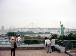 Odaiba - Rainbow Bridge & Lady Liberty