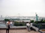 Odaiba - Rainbow Bridge & Lady Liberty