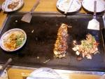 Okonomiyaki (After)