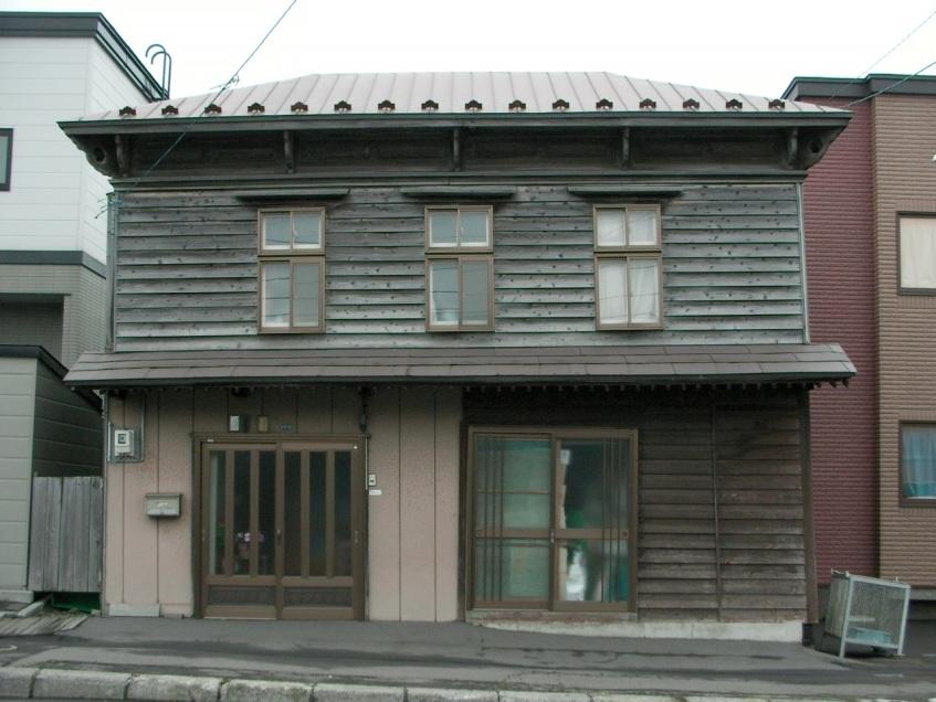 Old Hakodate Building