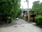 Old Kyoto Streets