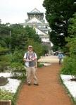 Osaka Castle & Doug