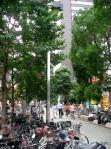 Osaka city scenes