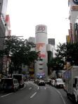 Shibuya Skyline - Shibuya 109 Building