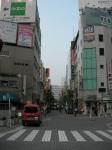 Shinagawa street scene