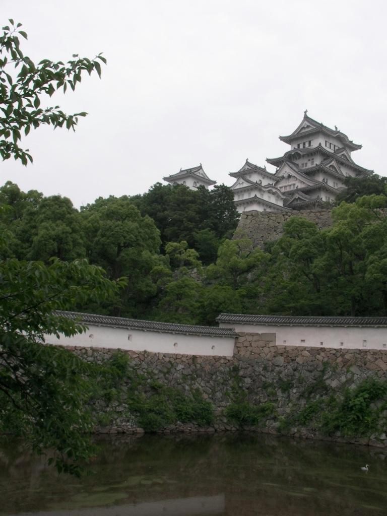 Shirasagi, The White Crane