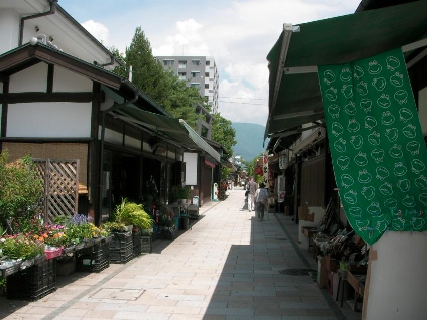 Matsumoto Shopping Street
