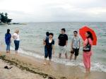 Shores of Lake Biwa