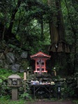 Shrine and Sacred Tree