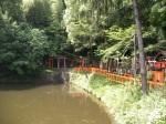 Shrines by the Pond