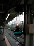 Station Platform Lamp, Otaru