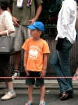 T-shirt Boy, Gion Matsuri