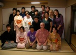 Tea Ceremony - Group Picture!