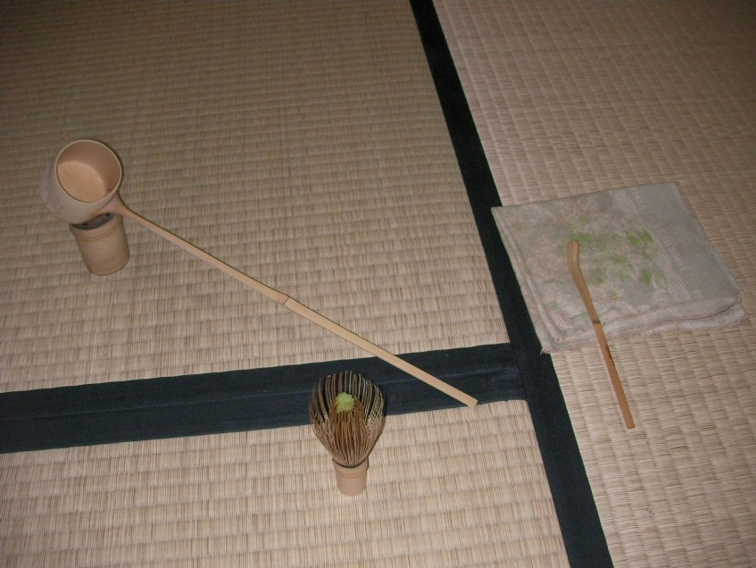 Tea Ceremony Implements