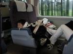 Tired Boy!