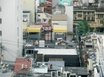 View from Hankyu Restaurant - Car Elevator Parking