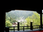 View from Senjo-kaku