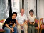 Yasu, Me and Keiko - Friends Forever!