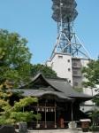 Yohashira-jinja Shrine, Matsumoto