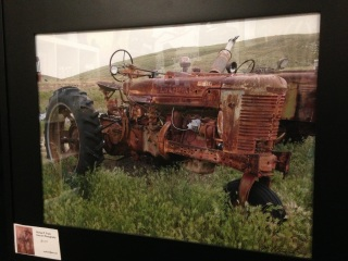 Frank Photography - Tractor